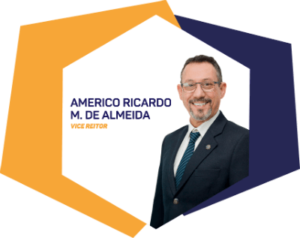 Americo Ricardo M. de Almeida - Vice Reitor