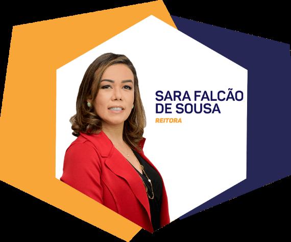 Sara Falcão de Sousa - Reitora